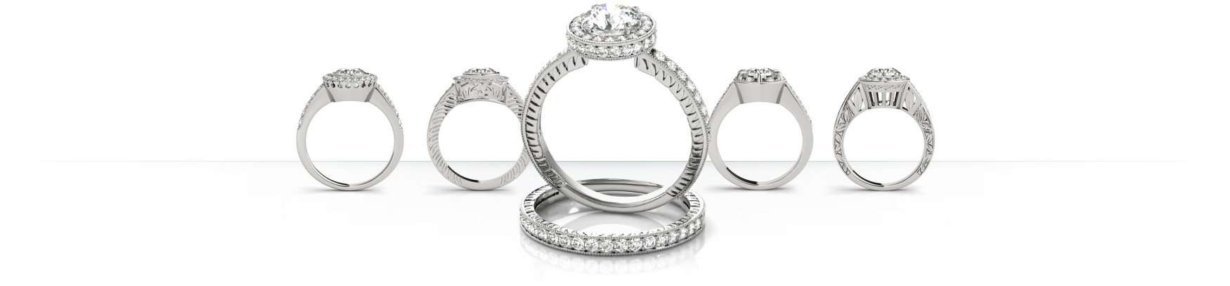 Design Your Perfect Enement Ring Online